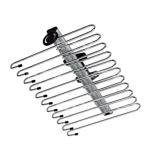Выдвижная вешалка верхнего крепления для брюк WW-WSPP00-01