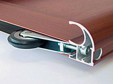 Пошаговая сборка дверей шкафа-купе