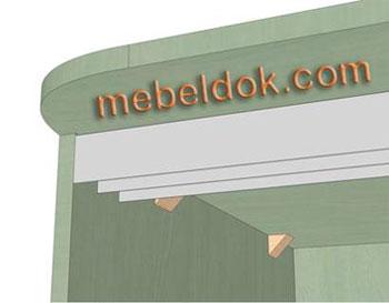, Установка направляющих рельсов для раздвижных дверей